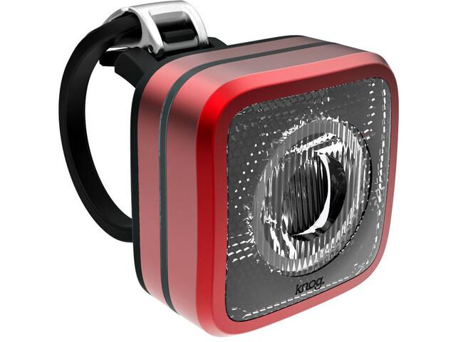 Knog Blinder MOB Front Lighting vit LED red